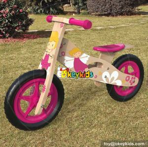 Wholesale best exercise walker wooden girls bikes for sale W16C174