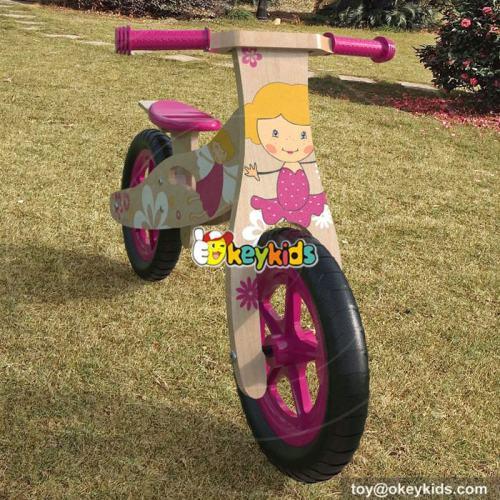 Wholesale best exercise walker wooden girls bikes for sale W16C174