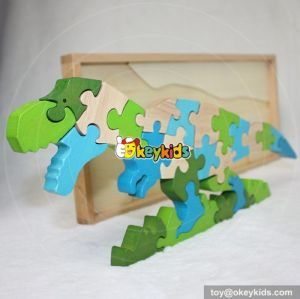 wholesale unique wooden blocks game educational wooden blocks game W14I034