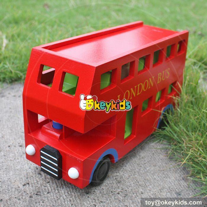 double decker bus toy