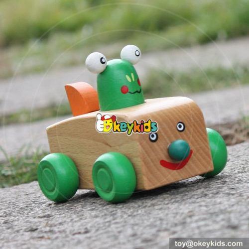 Okeykids Lovely shape cartoon mini wooden toys for kids W04A323