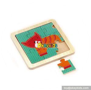 wholesale top sale wooden kids puzzle toy wonderful children puzzle wooden kids toy W14C065