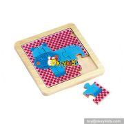 wholesale top fashion wooden alphabet letter cheap wooden alphabet letter W14B068