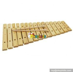 new design baby toy wooden xylophone sticks W07C046