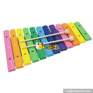 most popular baby toy wooden xylophone sticks W07C047