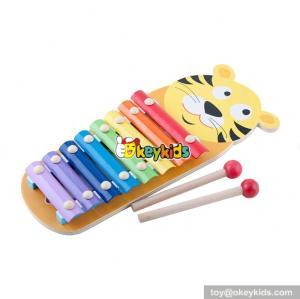 wholesale educational wooden kids xylophone top fashion wooden kids xylophone W07C053