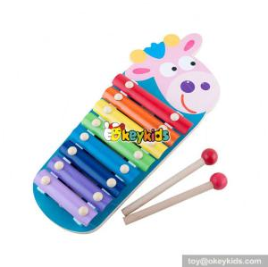 wholesale fashion baby wooden xylophone sounds children wooden xylophone sounds W07C054