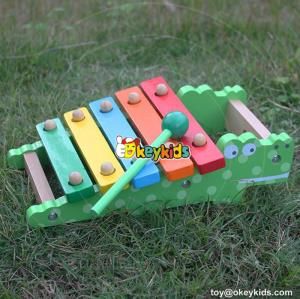 wholesale top fashion baby wooden xylophone most popular children wooden xylophone W07C039