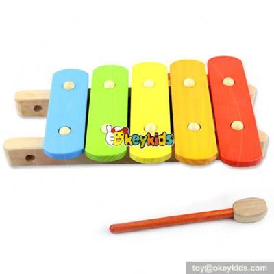 wholesale cheap children wooden music toy best sale wooden music toy W07C042