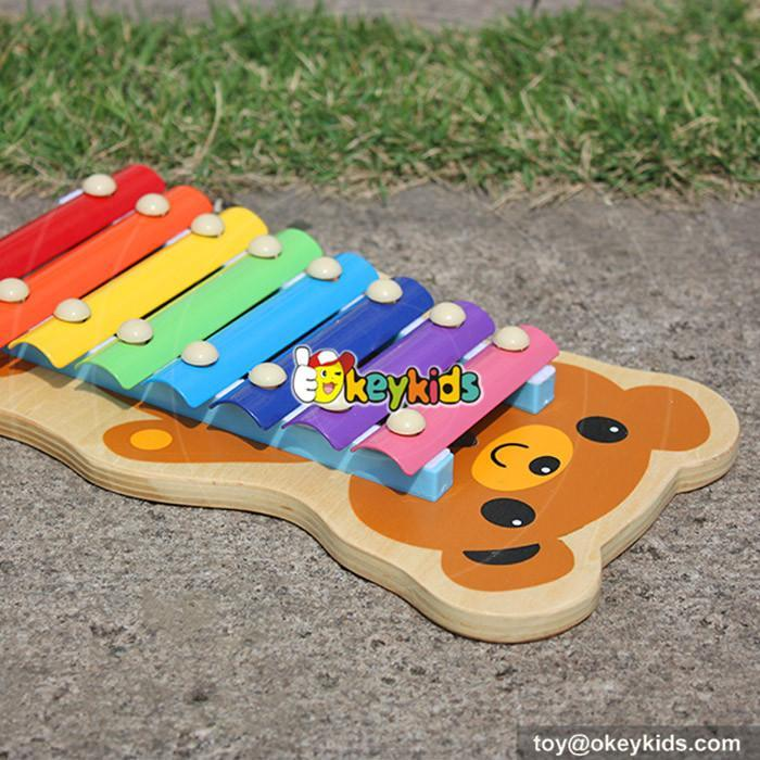 wooden music toy