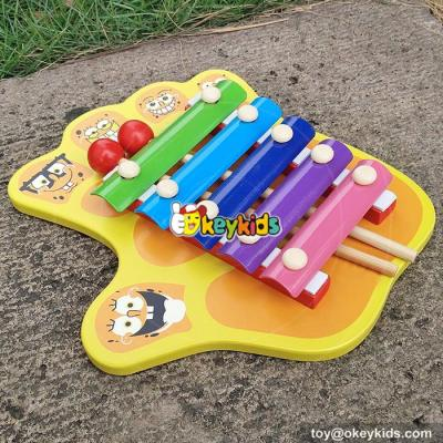 wholesale new design wooden xylophone for babies best wooden xylophone for babies W07C057