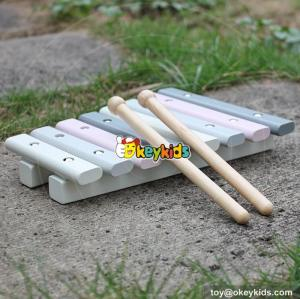 wholesale kids wooden xylophone for sale toddlers wooden xylophone for sale W07C058