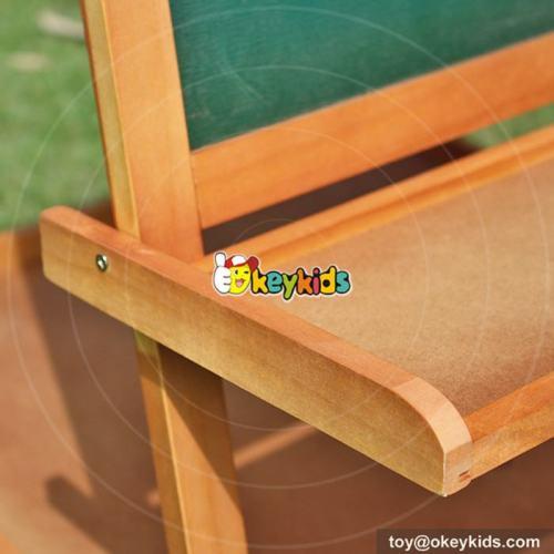Okeykids Best Double-Sided Whiteboard Wooden Sketch Board For kids children students W12B104