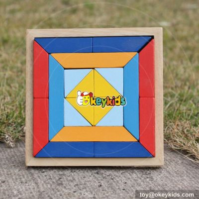 wholesale 20 pieces educational wooden puzzle toys funny kids wooden puzzle toys new design children puzzle toys W13A127