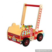 Wholesale early learning wooden infant walker wonderful hot wooden infant walker W16E078