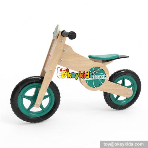 Okeykids Wholesale baby wooden balance bicycle toy W16C180