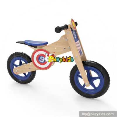 Okeykids wonderful wooden toddler balance bike for early learning W16C181