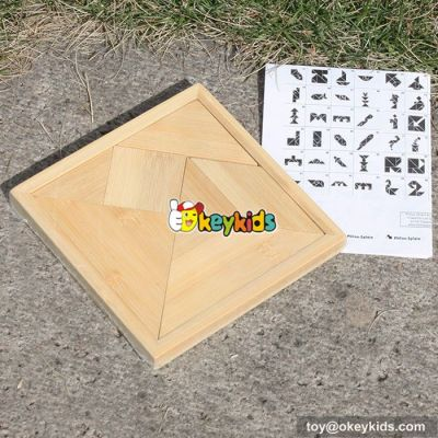 Wholesale most popular wooden children geometric toy for sale W11D002