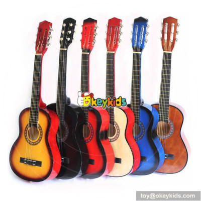 wholesale wooden 31 inches guitar style unique 31 inches guitar W07H028