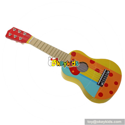 wholesale new product hot musical instrument guitar toy for kids with ce test W07H032