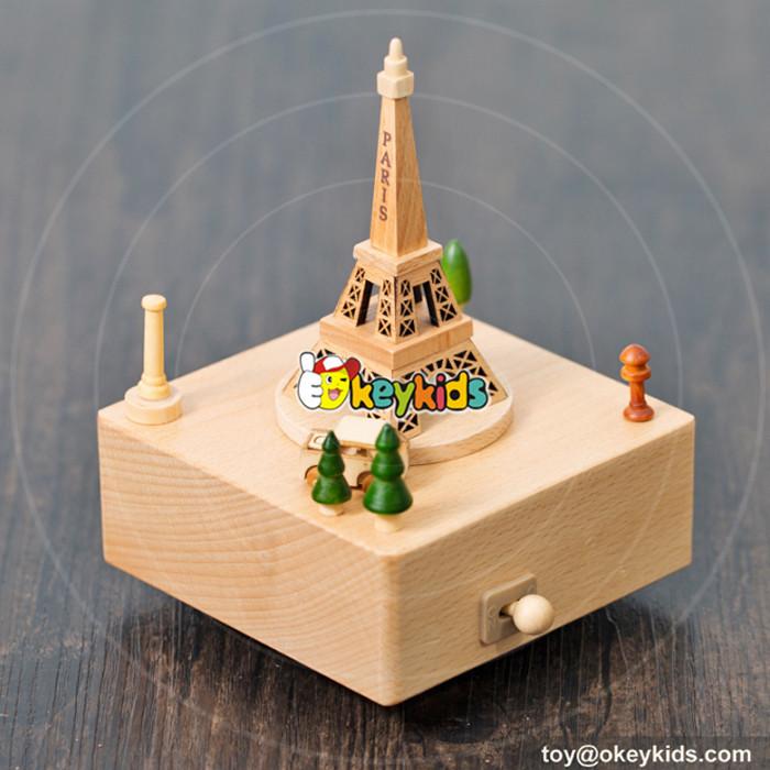 small music box