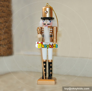 wholesale top fashion wooden christmas nutcracker soldier for kids W02A007B