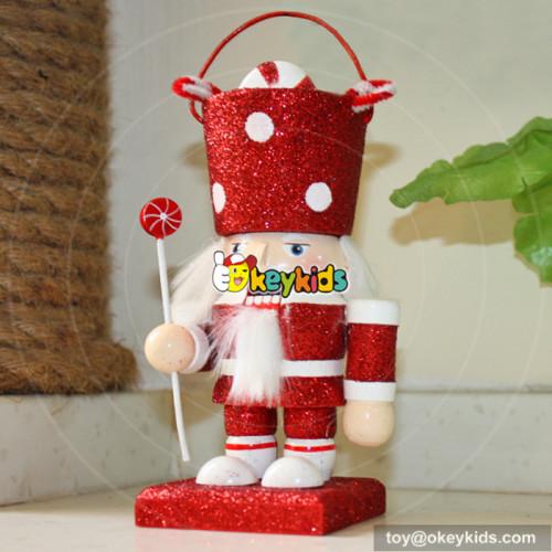 wholesale style unique fashion christmas decoration nutcracker as boy birthday gift W02A009A