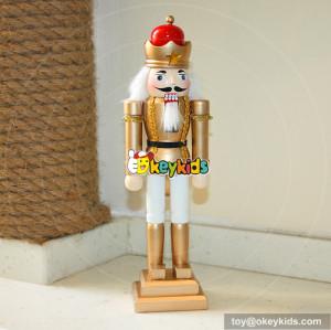 wholesale most popular children's nutcracker toy soldier W02A010C