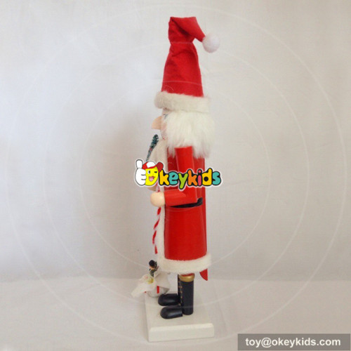 wholesale top quality children wooden christmas nutcrackers for sale W02A071