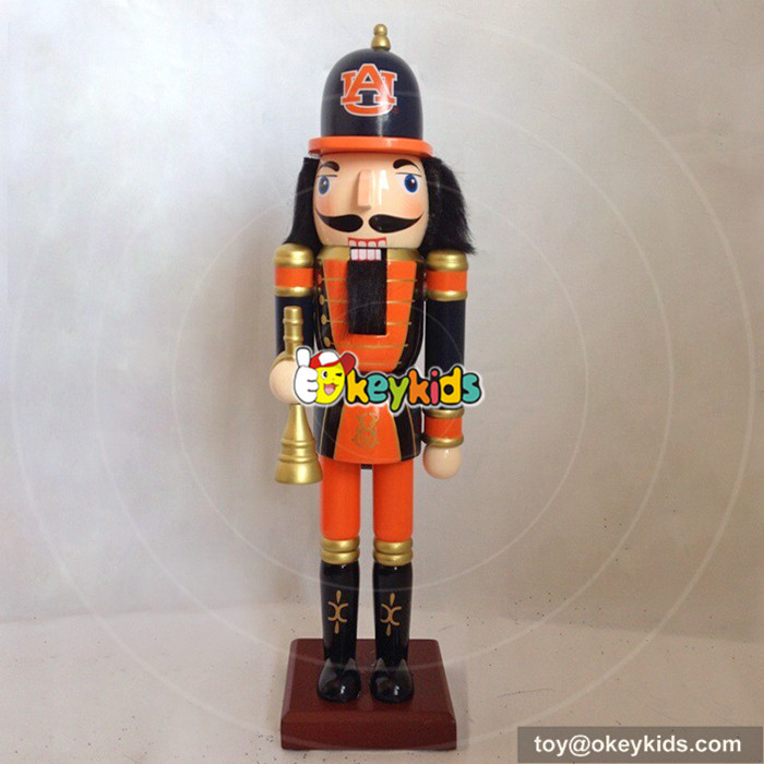 wooden nutcracker doll