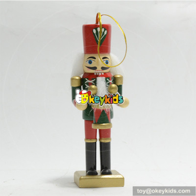 traditional wooden nutcracker soldier toys for home W02A207