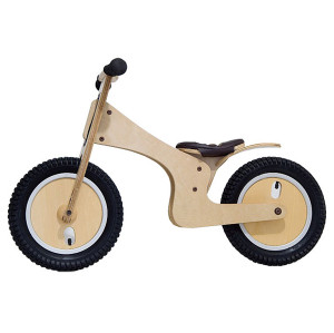 new design long wooden balance bike for toddlers W16C058