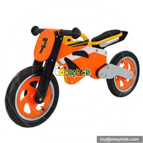 wholesale new fashion popular wooden balance kids bike as holiday gift W16C072