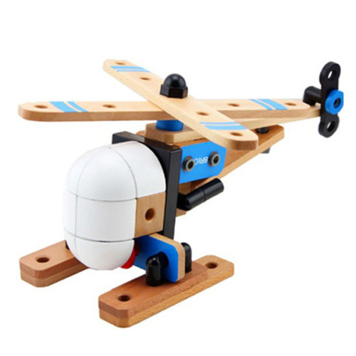 wholesale best sale kids multifunction wooden nut mix toy for funny W03C004