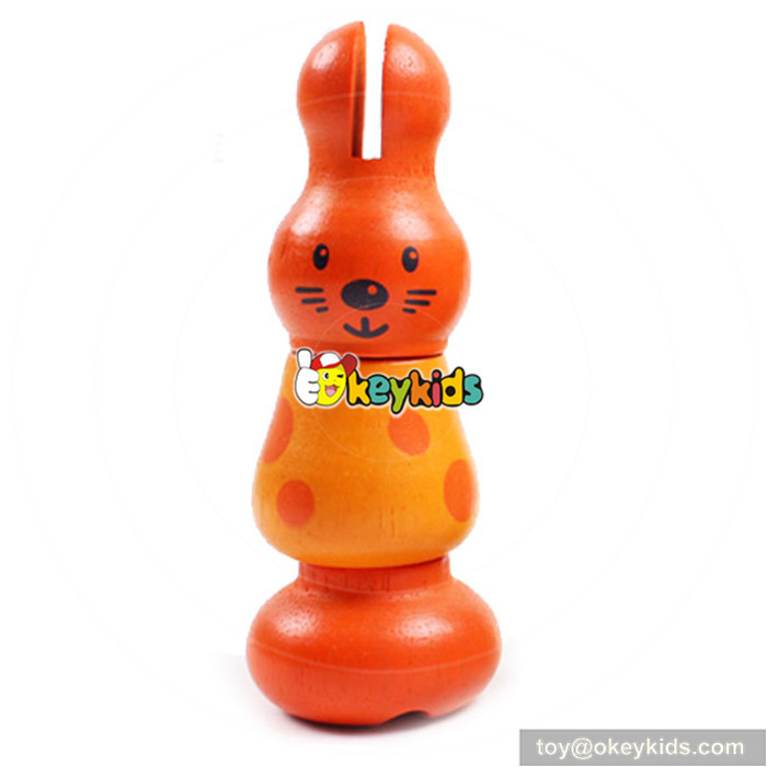 wood animal screws toys