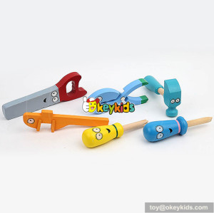 wholesale best sale wooden children diy tool for sale as teaching W03C019