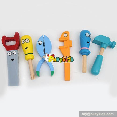 wholesale best sale wooden children diy tool for sale as teaching W03C019