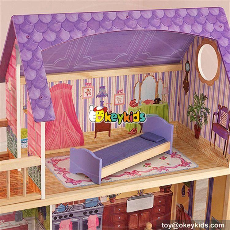giant doll house