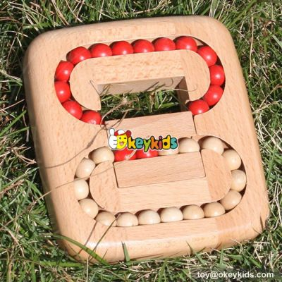 wholesale top quality wooden children intelligence toy for sale W11C017
