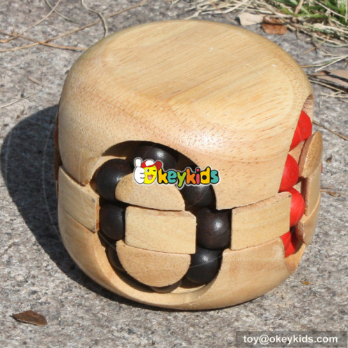 wholesale Brand new baby educational wooden intelligence toy W11C018