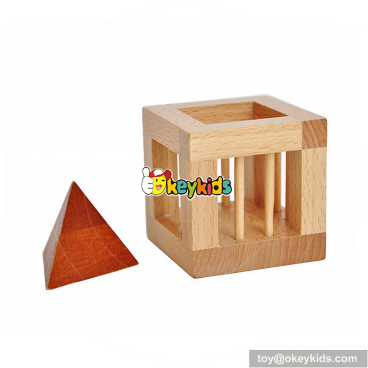 unlocked puzzle toy