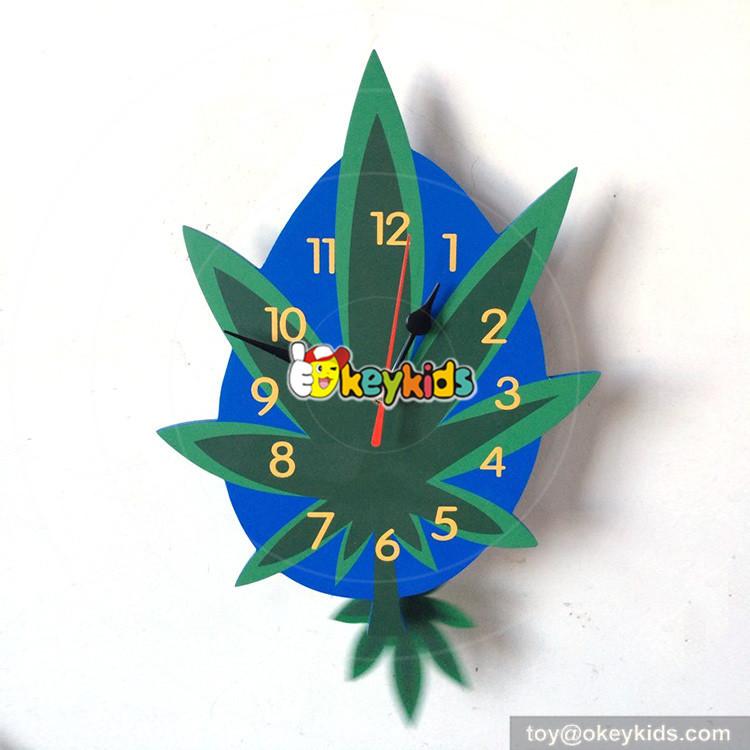 kids wall clock