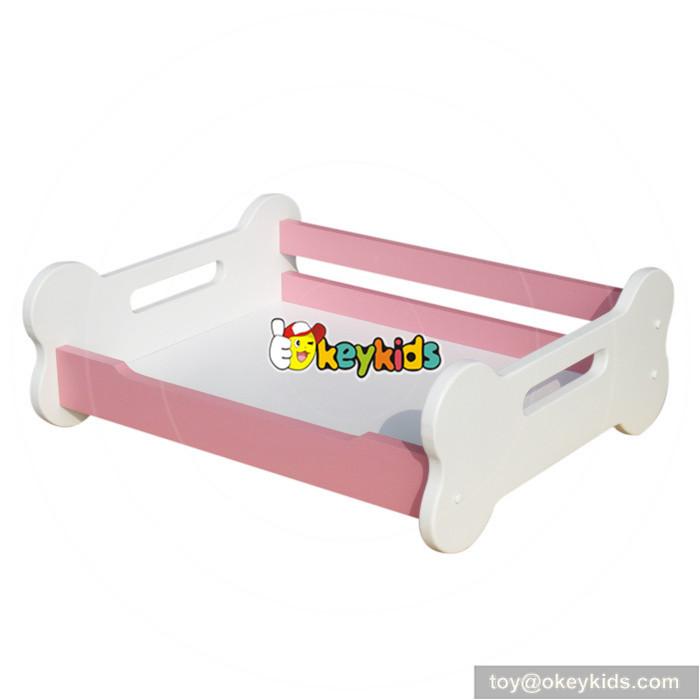 wooden dog beds