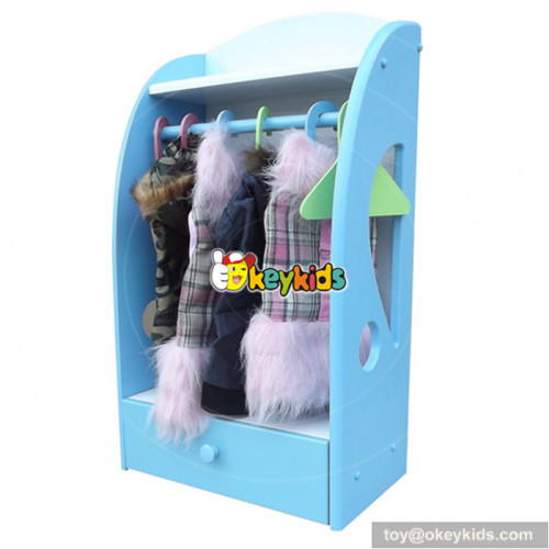 best sale children like wooden pet closet for animal W06F010A