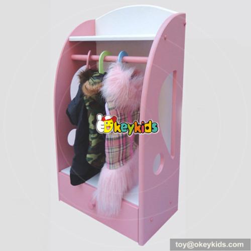 new design sale wooden pet wardrobe for dog W06F011