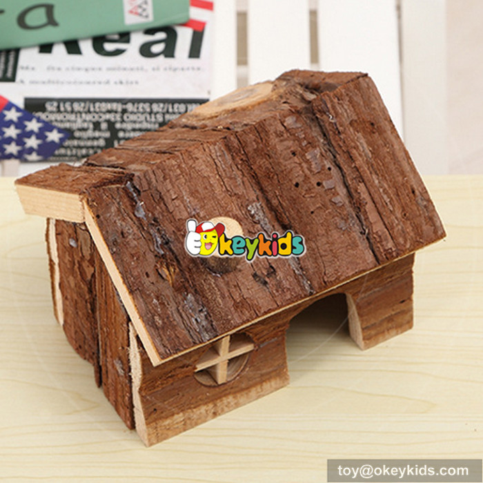 wooden animal house