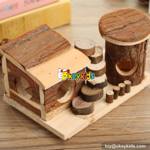 luxury wooden hamster cages for sale W06F021