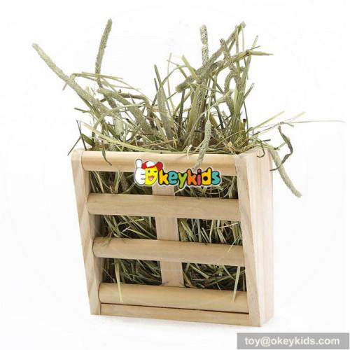 cheap high quality wooden glass shelf for pet best W06F024