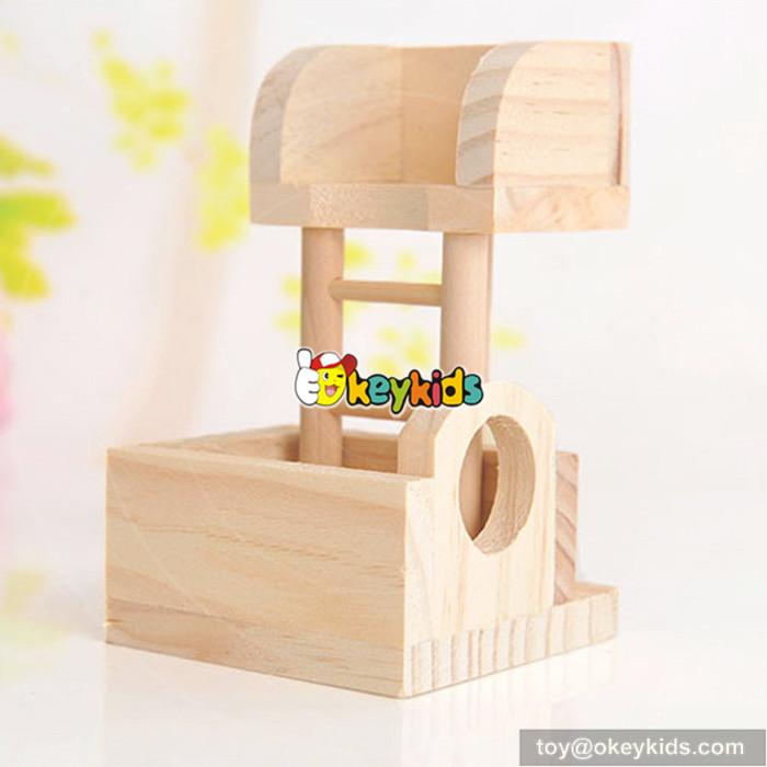 wooden pet ladder