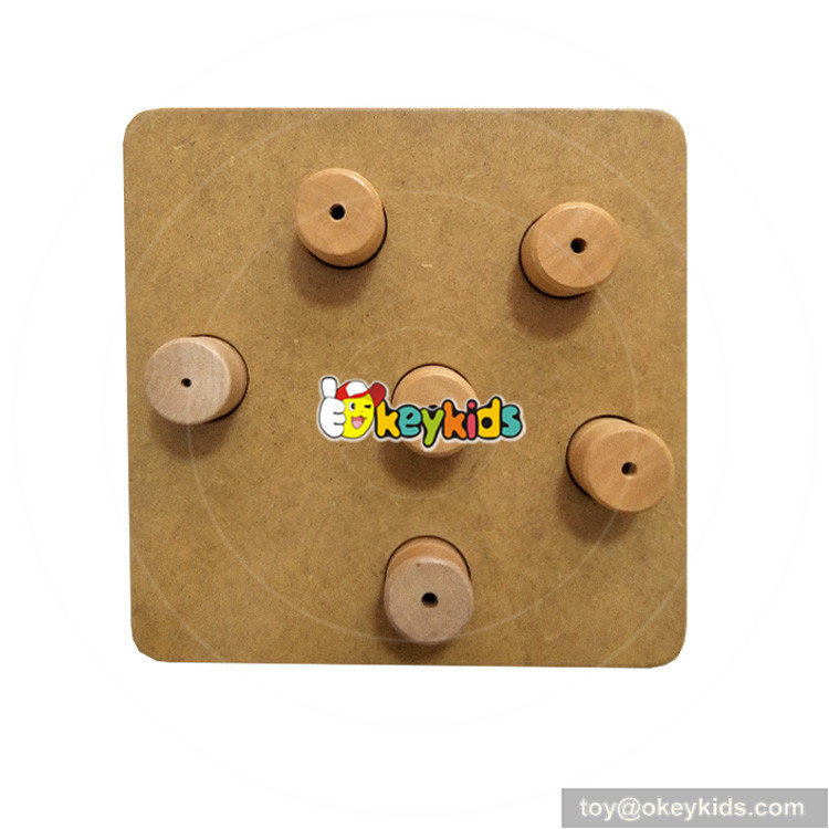 wooden puppy toys